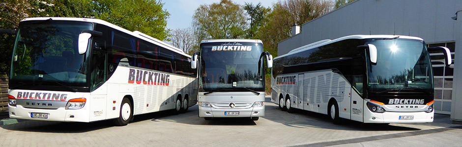 Buckting Busanfrage